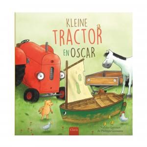 Clavis Leesboekje Kleine tractor en Oscar
