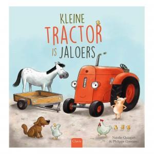 Clavis Leesboekje Kleine tractor is jaloers