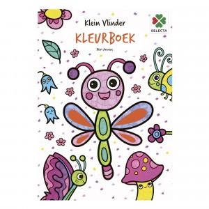 Selecta Kleurboek Kleine Vlinder