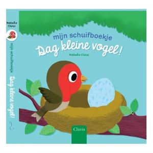 Clavis Mijn schuifboekje Dag kleine vogel!
