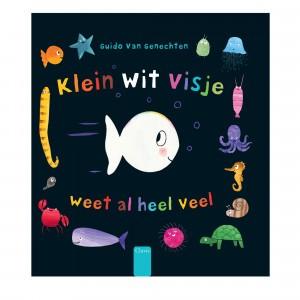 Clavis Leesboekje Klein wit visje weet al heel veel