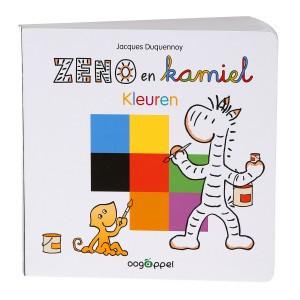 Oogappel Leesboek Zeno en Kamiel - Kleuren