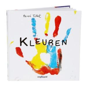 Oogappel Interactief Boek - Kleuren