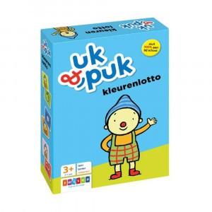 Zwijsen Uk & Puk Kleurenlotto