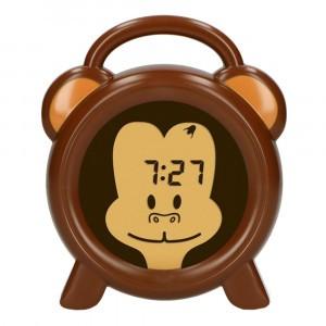 Alecto Slaaptrainer/Wekker Monkey