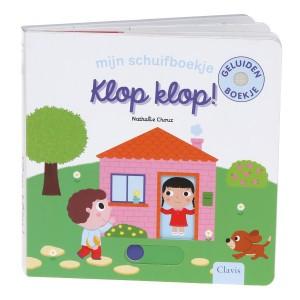 Clavis Mijn Schuif- en Geluidenboekje Klop klop!