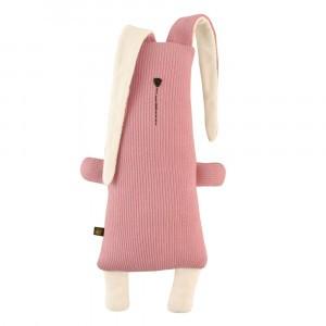 Forgaminnt Amber Yarn Knuffel Bunny Ash Rose