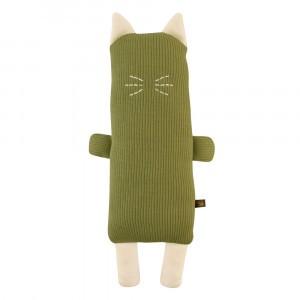 Forgaminnt Amber Yarn Knuffel Cat Guacamole