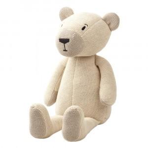 Liewood Knit Knuffel Paddy Polar Bear