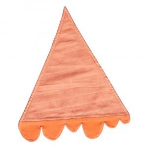 Slaep Knuffeldoekje Peach Pink