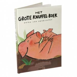 Clavis Leesboekje Het grote knuffelboek