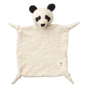 Liewood Lotte Knuffeldoekje Panda Creme