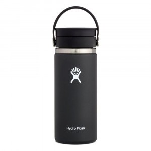 Hydro Flask Insulated Coffee Mug w/Flex Sip Lid (473 ml) Black