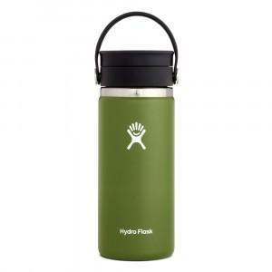 Hydro Flask Insulated Coffee Mug w/Flex Sip Lid (473 ml) Olive