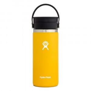 Hydro Flask Insulated Coffee Mug w/Flex Sip Lid (473 ml) Sunflower