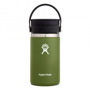 Hydro Flask Insulated Coffee Mug w/Flex Sip Lid (355 ml) Olive