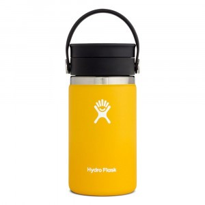 Hydro Flask Insulated Coffee Mug w/Flex Sip Lid (355 ml) Sunflower