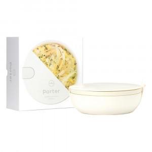W&P Porter Keramische Bewaarkom Cream