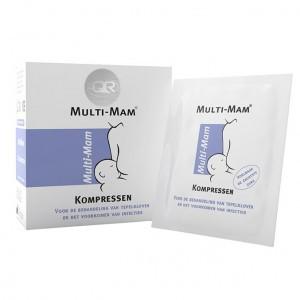 Multi-Mam Kompressen voor herstel van tepelkloofjes (12 stuks)
