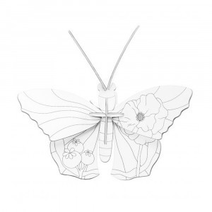 Studio Roof kidsonroof DIY Insects - Butterfly