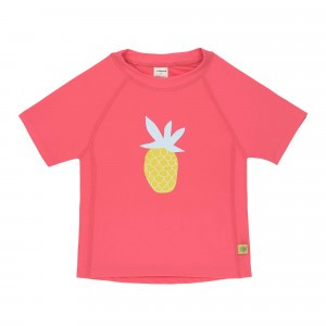 Lässig Splash & Fun UV T-Shirt Korte Mouwen Pineapple