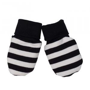 Wooly Organic Krabwantjes Black & White