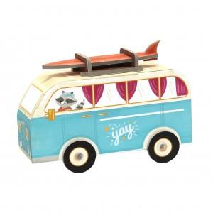 Krooom Fold my Car Hippie Van