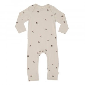 Konges Slojd Hygsoft Onesie Cherry/Blush