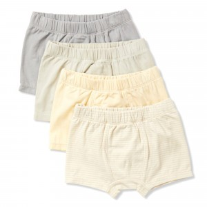 Konges Slojd Boxers (4-pack) Lemon/Mint/Quarry/Stripe Mint
