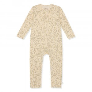 Konges Slojd Basic Onesie Buttercup Yellow