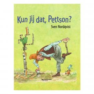 Davidsfonds Prentenboek Kun jij dat, Pettson?