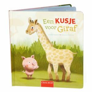 Clavis Leesboekje Een kusje voor giraf