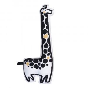 Wee Gallery Knuffelkussen Giraf
