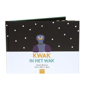 Clavis Leesboekje Kwak in het wak