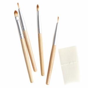 Natural Earth Paint Bamboe Make Up Kwastjes