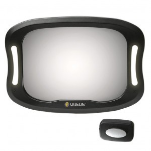 Littlelife Autospiegel met LED-licht