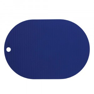 Oyoy Ribbo Placemat (2-pack) Optic Blue