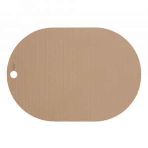 Oyoy Ribbo Placemat (2-pack) Camel