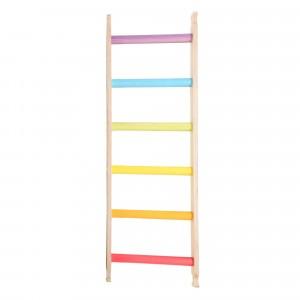 Sawdust & Rainbows Klimrek Ladder Regenboog