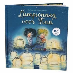 Clavis Pleister Leesboekje Lampionnen voor Finn