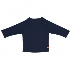 Lässig Splash & Fun UV T-Shirt Lange Mouwen Navy