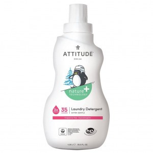 Attitude Little ones Wasmiddel Fragrance Free (1,05L)
