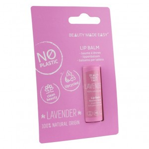 Beauty Made Easy Lippenbalsem - Lavendel (6g)