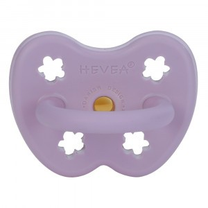 Hevea Fopspeentje Anatomisch Lavender 3-36 maand