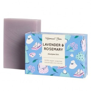 HelemaalShea Lavendel & Rozemarijn, Haarzeep