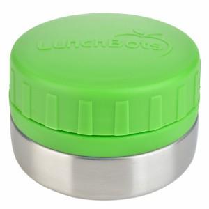 LunchBots Bewaardoosje Groen (120ml)