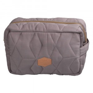 Filibabba Toilettas Soft Quilt Dark Grey