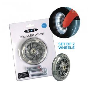 Micro Step LED Wielen Mini Micro (120 mm) Set