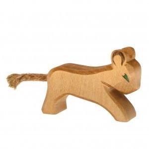 Ostheimer Wilde dieren Leeuw klein lopend (5cm)