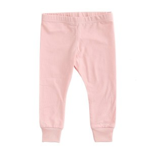 Mundo Melocoton Legging Jersey Roze Baby